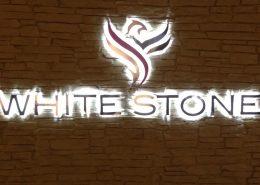 paslanmaz harf Paslanmaz Harf white stone 260x185