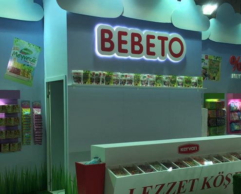 magic design -bebeto Magic Design -BEBETO BEBETO Fuar Reklam Calismasi 495x400