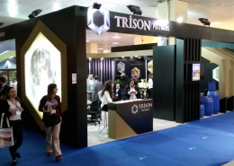 fuar reklam organizasyon Fuar Reklam Organizasyon TRISON Polymers Stand 260x185
