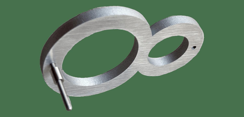 [object object] Deneme Paslanmaz Harf 316 10mm